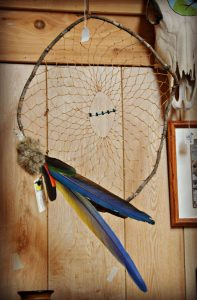 handmade dream catcher red hawk ranch Florida