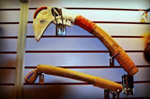 Native american weapons Florida